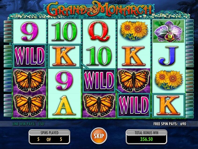 Screenshot of the game