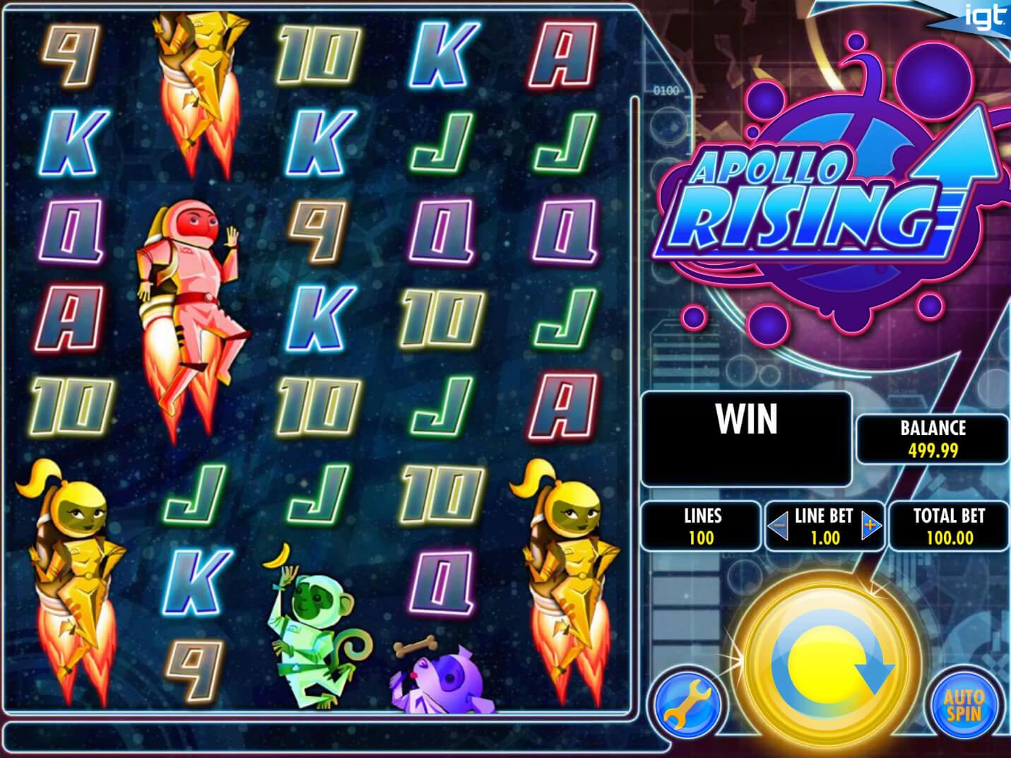 Snapshot from game: Apollo Rising