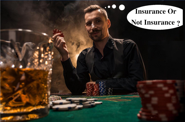 Blackjack insurance - Ladylucks' Complete Blackjack Guide part 4