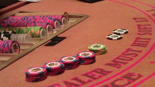 VIP blackjack table | LadyLucks Mobile Casino
