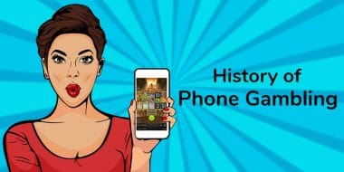 The history of phone gambling