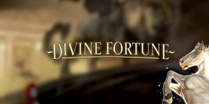 Divine Fortune slot by NetEnt