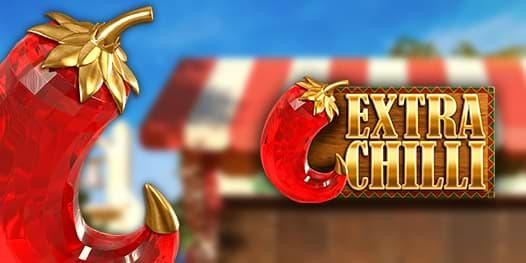 Extra Chilli Megaways slot by BTG