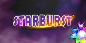 Starburst slot - jackpot slot from Netent