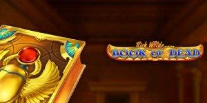 Book of Dead slot machine
