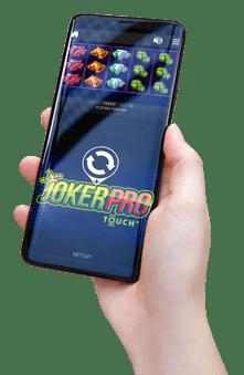 Joker Pro Touch mobile screenshot