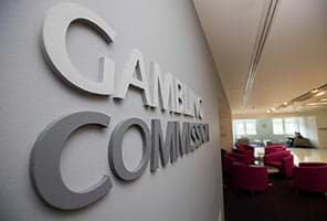 Gambling Commission Consultation