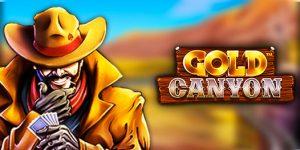 Betsoft's Gold Canyon slot machine