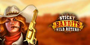 Sticky Bandits Wild Return slot machine