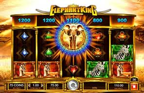 Elephant King slot machine