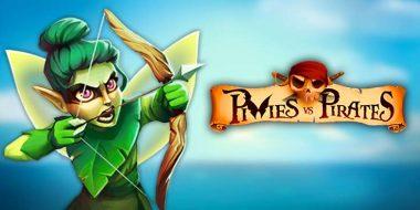 Pixies VS Pirates Slot Machine Game