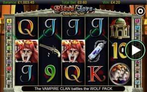 Wild feature of Blood Lore Vampire Clan