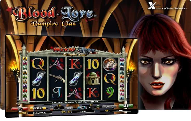 Blood Lore Vampire Clan by NextGen Gaming