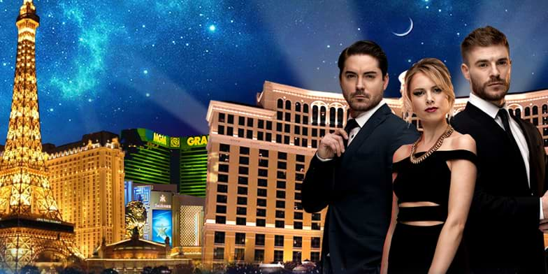The Las Vegas universe for UK players