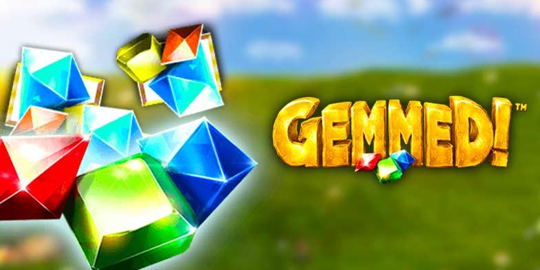 Gemmed! slot machine by Betsoft