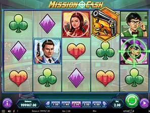 Mission Cash Screenshot