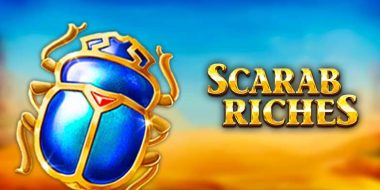 Scarab Riches slot machine by Booongo