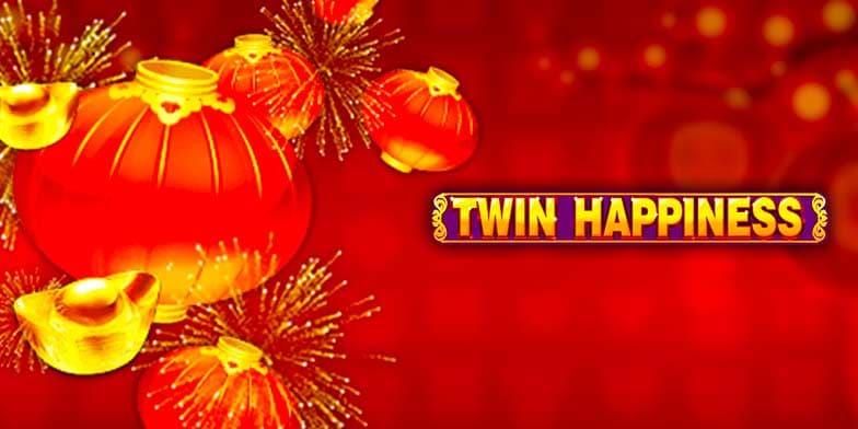 Twin Happiness slot machine by Netent