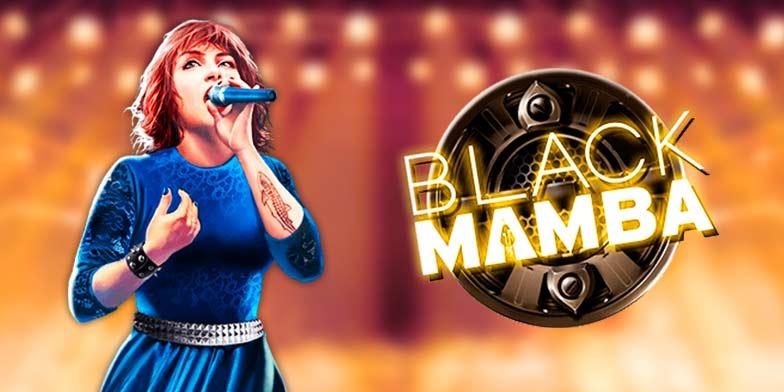 Black Mamba slot machine by Play'n GO