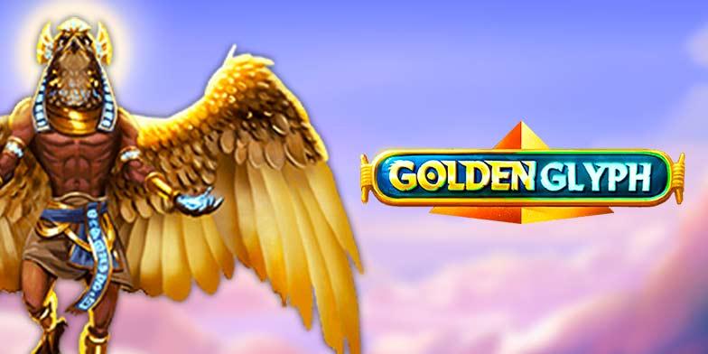 Golden Glyph slot machine by Quickspin