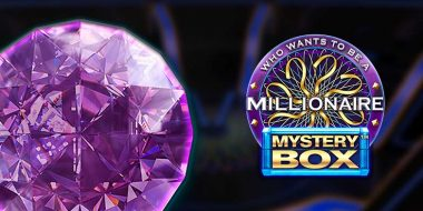 Millionaire Mystery Box slot machine by Big Time Gaming