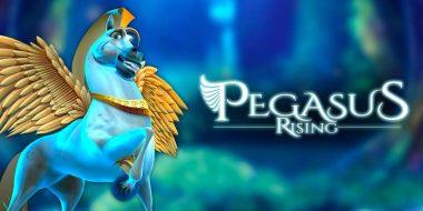 Pegasus Rising slot machine by Blueprint Gaming