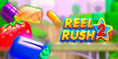 Reel Rush 2 slot machine by Netent