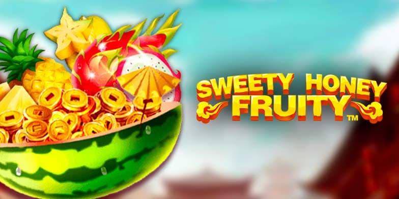 Sweety Honey Fruit slot machine by Netent