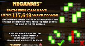 Wish Upon a Leprechaun Megaways - Megaways Feature