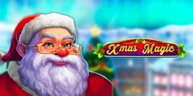 Xmas Magic slot machine by Play'n GO