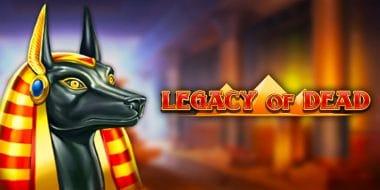 Legacy of Death slot by Play'n Go
