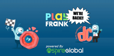 PlayFrank Relaunched with Aspire Global Gaming