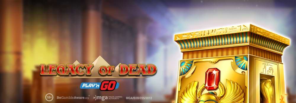 Legacy Of Dead by Play N Go image