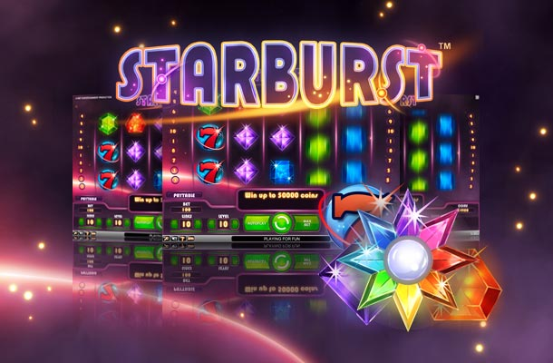 Starburst slot - best slots 2020