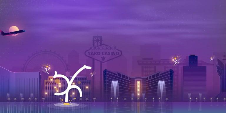 welcome to yako casino