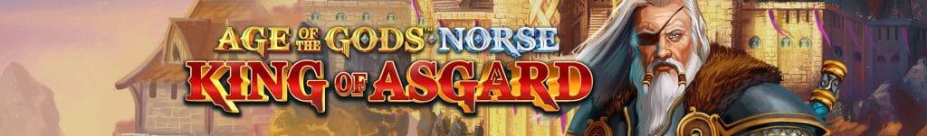 King Of Asgard - Playtech slot