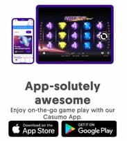Casumo iOs, Android Mobile Applications