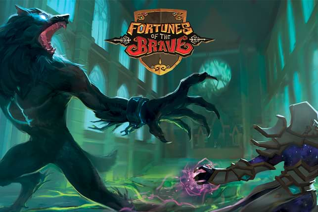 Fortunes of The Brave - console slot