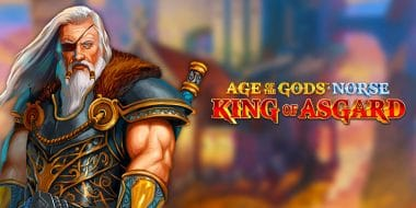Age of The Gods Norse: King of Asgard Slot