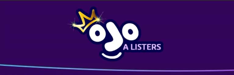 PlayOJO A Listers