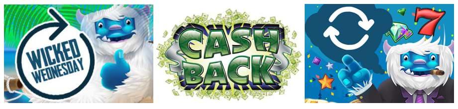 Yeti Casino Promotions