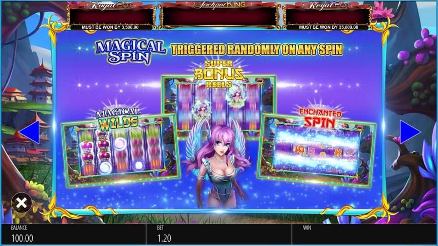 Angel Princess bonus features