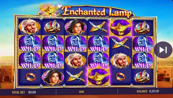 Enchanted Lamp by IGT