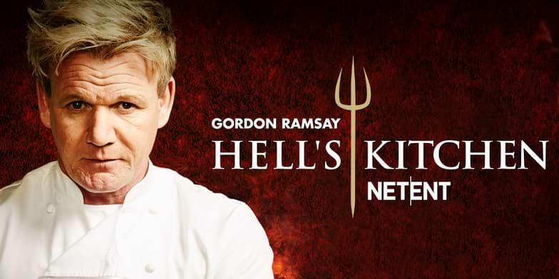 Gordon Ramsay Hell's Kitchen slot by NetEnt