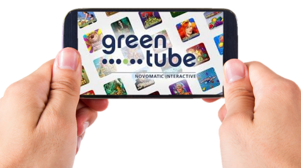 Greentube mobile