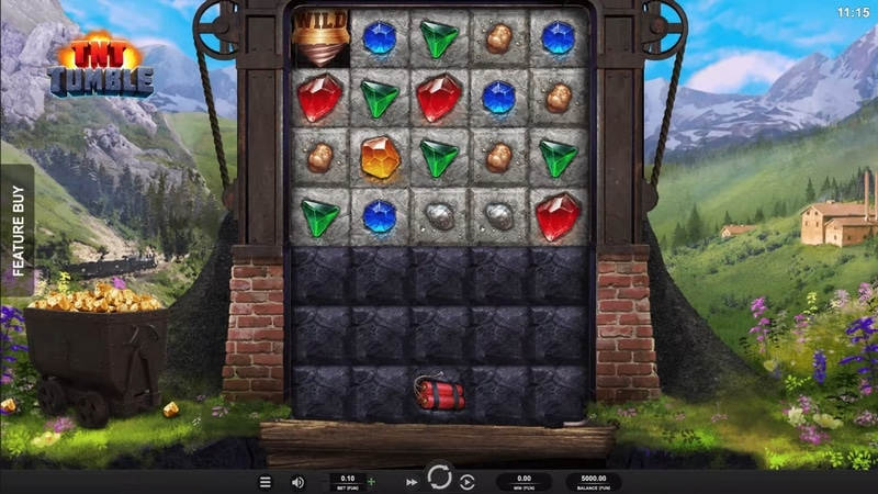 TNT Tumble screenshot