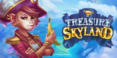 Treasure Skyland slot by Just For The Win