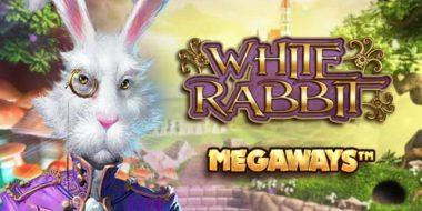 White Rabbit Megaways slot by Big Time Gaming