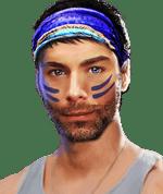 Character of the slot Survivor Megaways