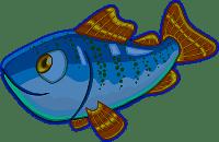 Fishin Frenzy Megaways Character